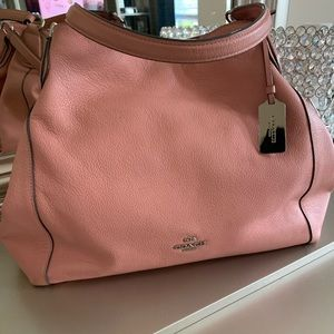 COACH Leather Hobo - good condition